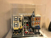 Acrylic Display case for LEGO Assembly Square 10255(Australia Top Rated Seller)
