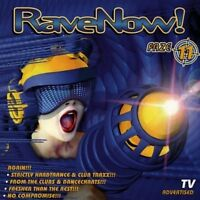 Rave Now! 11 (1998) Casbah, DJ Digress, DJ Mind-X, U.s.u.r.a., Nickelso.. [2 CD]