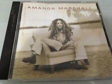 AMANDA MARSHALL - SELF-TITLED CD (ACC.) LET IT RAIN, BIRMINGHAM, DARK HORSE