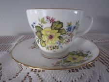 Duchess England Fine Bone China  'Rhona' 400 - Vintage Teacup & Saucer