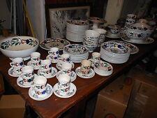 Servizio piatti con zuppiera in ceramica 77 pzi S.C. Richard 1923 Dish Set