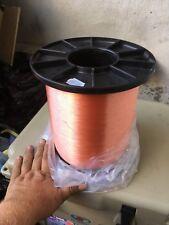 BULK Ande Premium Monofilament Line 14,000 yd 25 Lb. Test Color: Pink 7 Lb Spool