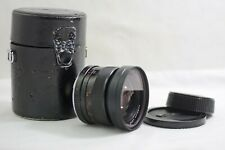 YASHICA / CONTAX 24MM F2.8 YASHICA ML WIDE ANGLE CAMERA LENS (EXCELLENT)