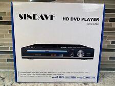 Dvd-S188 Sindave Hd Dvd Player Missing Remote