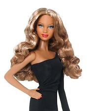 Barbie Look Doll Basics Black Dress Model No. 08 Collection 001 New In Box NRFB