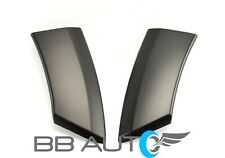 NEW FOR 07-14 FORD EXPEDITION FRONT BUMPER COVER FENDER WELL MOLDING TRIM SET