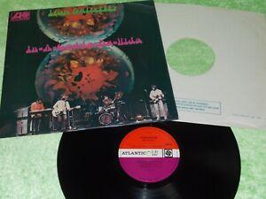 IRON BUTTERFLY : In a gadda da vida -1968 UK Atlantic 1st press Stereo LP NM 215