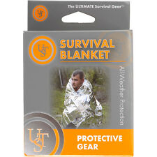 UST Survival / Emergency Reflective Blanket - Camping, Hiking First Aid Equiment