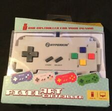 Hyperkin Pixel Art Controller Usb Controller For Your Pc/Mac Free Shipping
