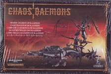 Warhammer CD Seeker Chariot of Slaanesh 97-14 FACTORY SEALED GamesWorkshop OOP