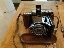 Vintage Zeiss Ikon Super Ikonta 531/2 Camera in Leather Case