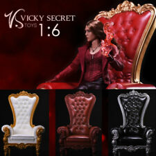 """1/6 VSTOYS 17SF01 Scale  European Style Sofa Chair Fit 12""""Action Figure"""