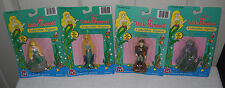 #4377 Vintage Toy Group Set of 4 Saban's Adventures of the Little Mermaid Figure