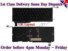 "New Genuine Macbook Pro 15"" A1286 UK Laptop Keyboard With Backlit Backlight"