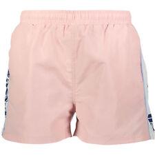 ELLESSE Men's EZIO Swim Shorts, Coral Blush, size Large