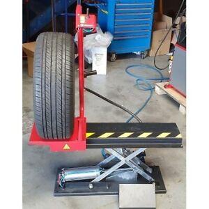 BRIGHT Wheel Lift for Wheel Balancers