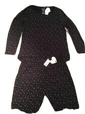 Womans Love To Sleep Pj Set Long Sleeve Rrp £22.98 Uk Size 18-20