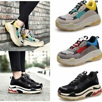 Men & Women's Athletic Trainers Running Triples  Sports Shoes Sneakers