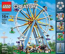 LEGO Ferris Wheel Set 10247 Expert Creator 2015 Fair Carnival NEW