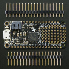 Adafruit Feather M0 Basic Proto, ATSAMD21, 3.3V, 48MHz, Arduino kompatibel, 2772