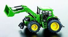 SIKU John Deere 6820 Tractor With Front Loader - 1 32