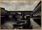 Cpsm / Cpm Italie Firenze Florence - ponte Vecchio wn0874