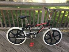 Gt Performer 1992 Tomahawk Mags Pitbull Pro World Tour Vertigo Bmx Freestyle Old