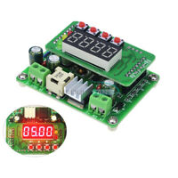 Digital B3603 LCD DC-DC Control Step Down Module Adjustable Buck 0-36V 0-3A