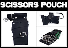 Hair Scissors  Pouch Holster  Hold up to *  5 SCISSORS  * For Salon Use