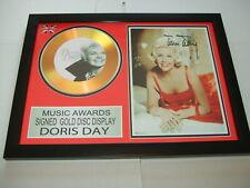 DORIS DAY   SIGNED  GOLD CD  DISC 3