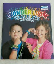 Wonder Loom Elastic Rubber Band Project Book by Leisure Arts bracelets