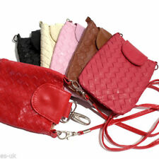 Patterned Mobile Phone Pouches/Sleeves with Strap