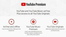 Youtube premium 6 Month