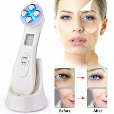 5In1 RF EMS Electric LED Light Skin Therapy Acne Skin Tightening Anti-Aging Tool