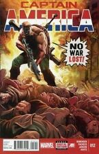 Captain America #12 (NM)`13 Remender/ Pacheco