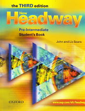New Headway: Six-Level General English Course for Adults: Pre-intermediate level: Student's Book by John Soars, Liz Soars (Paperback, 2007)