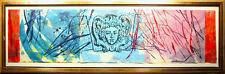 "Scott Sandell ""Eye of the Wind"" Signed & Numbered Mixed Media Art, MAKE OFFER!"