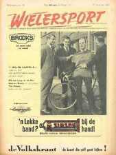 RIK VAN LOOY JO DE ROO magazine WIELERSPORT 38 1966 cycling Cyclisme Wielrennen