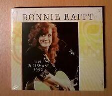BONNIE RAITT Live in Germany 1992 (CD neuf scellé/sealed)