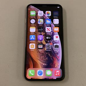 Apple iPhone XS - 64GB - Gold (Unlocked) (Read Description) AI1011