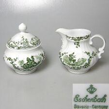 Zucker + Milch Set Eschenbach Bavaria  Donnerbrunnen / Markgraf top Zustand