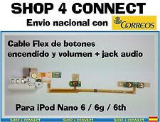Flexo Power volumen y Jack iPod Nano 6
