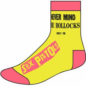 SEX PISTOLS  mens socks 7-11