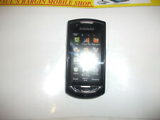 Samsung Monte S5620 - Black  (Orange UK Network) Mobile Phone