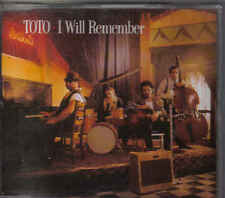 Toto-I Will Remember cd maxi single