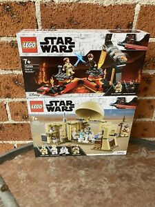 Brand New LEGO Star Wars 75269 & 75270@ Bundle Sale