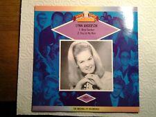 LYNN ANDERSON - ROSE GARDEN+YOU'RE MY MAN. //NEU//GESCHÄFSAUFLÖSUNG/OLD-GOLD 196
