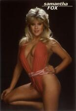Samantha Fox Glossy Photo #154