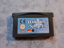 WINTER SPORTS - NINTEDO GAME BOY ADVANCE GBA e DS NDS - PAL EUR CARTUCCIA LOOSE