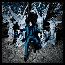 JACK WHITE Lazaretto ULTRA LP & mp3 New Sealed angel hologram stripes raconteurs